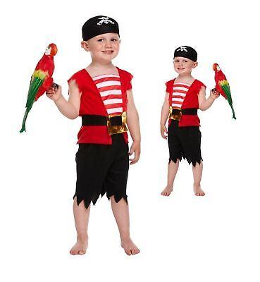 Kostüm Kleinkinder Piraten Kostüm Buch Woche Jungen Outfit