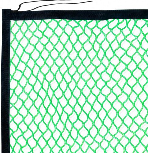 Golf Cage Net Piece Replacement 10x10FT for Golf Cage Net
