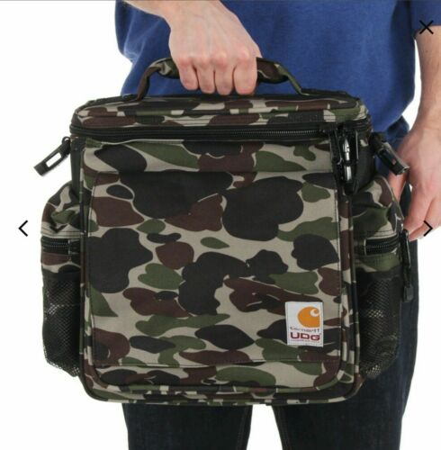 Carhartt WIP x UDG LIMITED EDIT Sling Bag CamoIsland DJ Bag For Vinyl transport