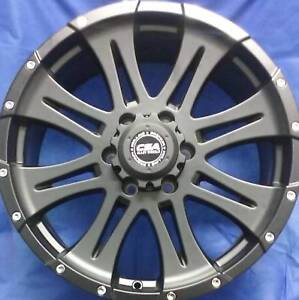 SET OF FOUR (4) CSA 17x8 6/139.7 et45 RAPTOR Ferntree Gully Knox Area Preview