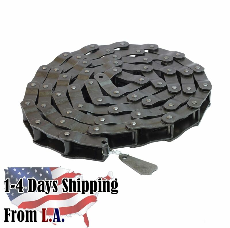 #667H Pintle Chain 10 Feet with 1 Connecting Link