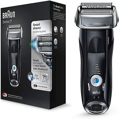 Braun Series 7 7840 s Afeitadora eléctrica de lámina en húmedo y...