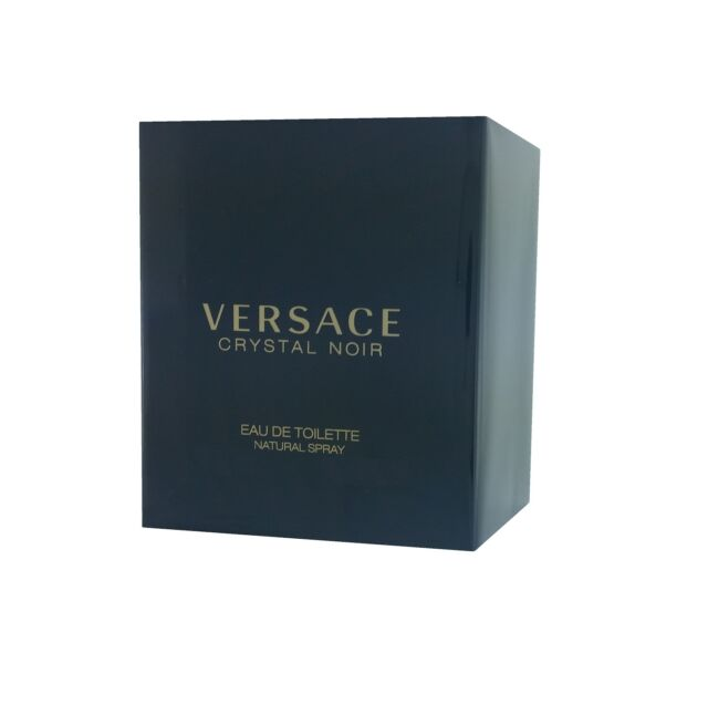 Crystal Noir Versace EDT Eau De Toilette for Women New & Sealed 50ml