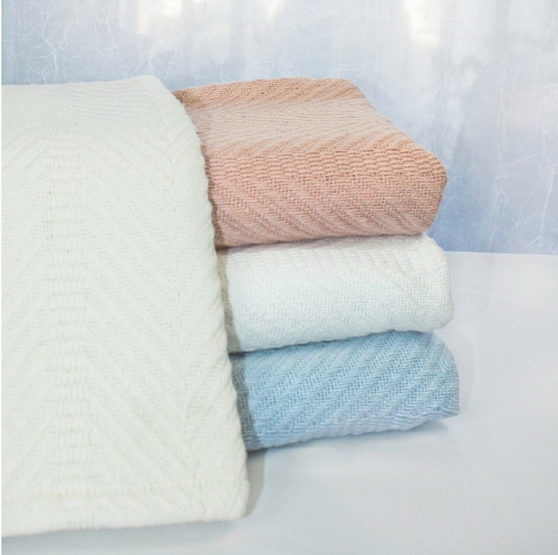 Egyptian Cotton Baby Blanket