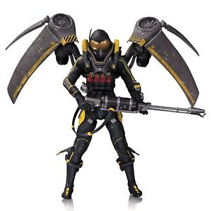 DC Collectibles Batman Arkham Origins Series 2 Firefly Action Figure. New!