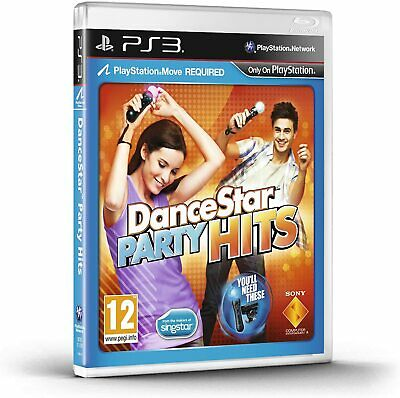 DanceStar Party Hits (PS3)