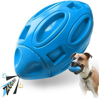 Dog Toys For Aggressive Chewers Indestructible Outdoor Squeaky Dog Fetch Ball