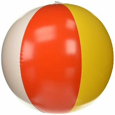 U.S. Toy Beach Ball Inflates 13 Inch (1 Dozen Bulk), New, Free Shipping - Beach Ball Bulk
