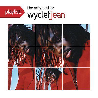 Wyclef Jean - Playlist: The Very Best of Wyclef Jean (2012)  CD  NEW
