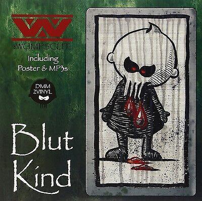 WUMPSCUT Blutkind 2LP GREEN VINYL LTD.300