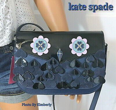 Kate Spade Owl Handbag Zibbi Nightcap Purse NWT
