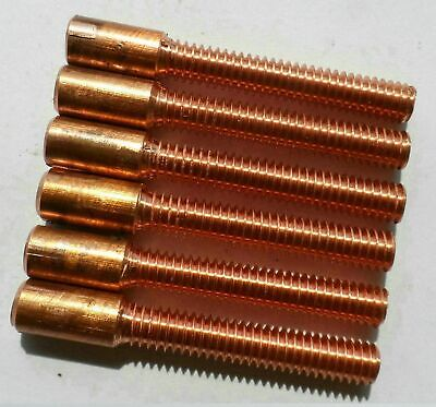 Electrical Discharge Machining M1.6 To M22 Electrode Copper Thread Cutting