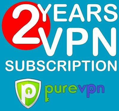 Vpn Software Purevpn 2 Years Original License Vpn  Win Android Ios Linux Mac