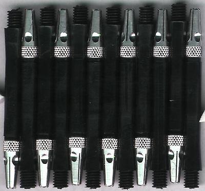 1.75in 3 per order 2ba White Keramic Dart Shafts