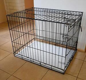 LARGE CAGE - FOR DOG, CAT, CHOOKS, ETC. Manly West Brisbane South East Preview