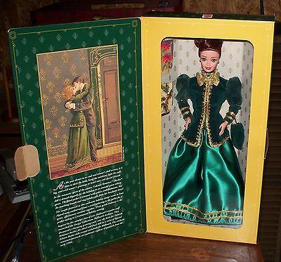 1996 Hallmark Yuletide Romance Third in Series Barbie NRFB