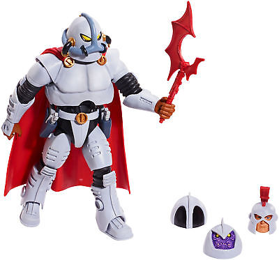 Masters Of The Universe General Sundar Figure