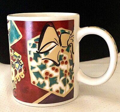 Starbucks Mary Graves Holidays Christmas Train Set Nutcracker Coffee Mug Cup