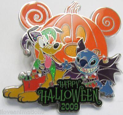 7 Happy Halloween Pluto & Stitch Error Artist Proof AP Pin (Happy Halloween Pics)