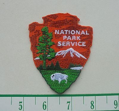 US National Park Service Patch