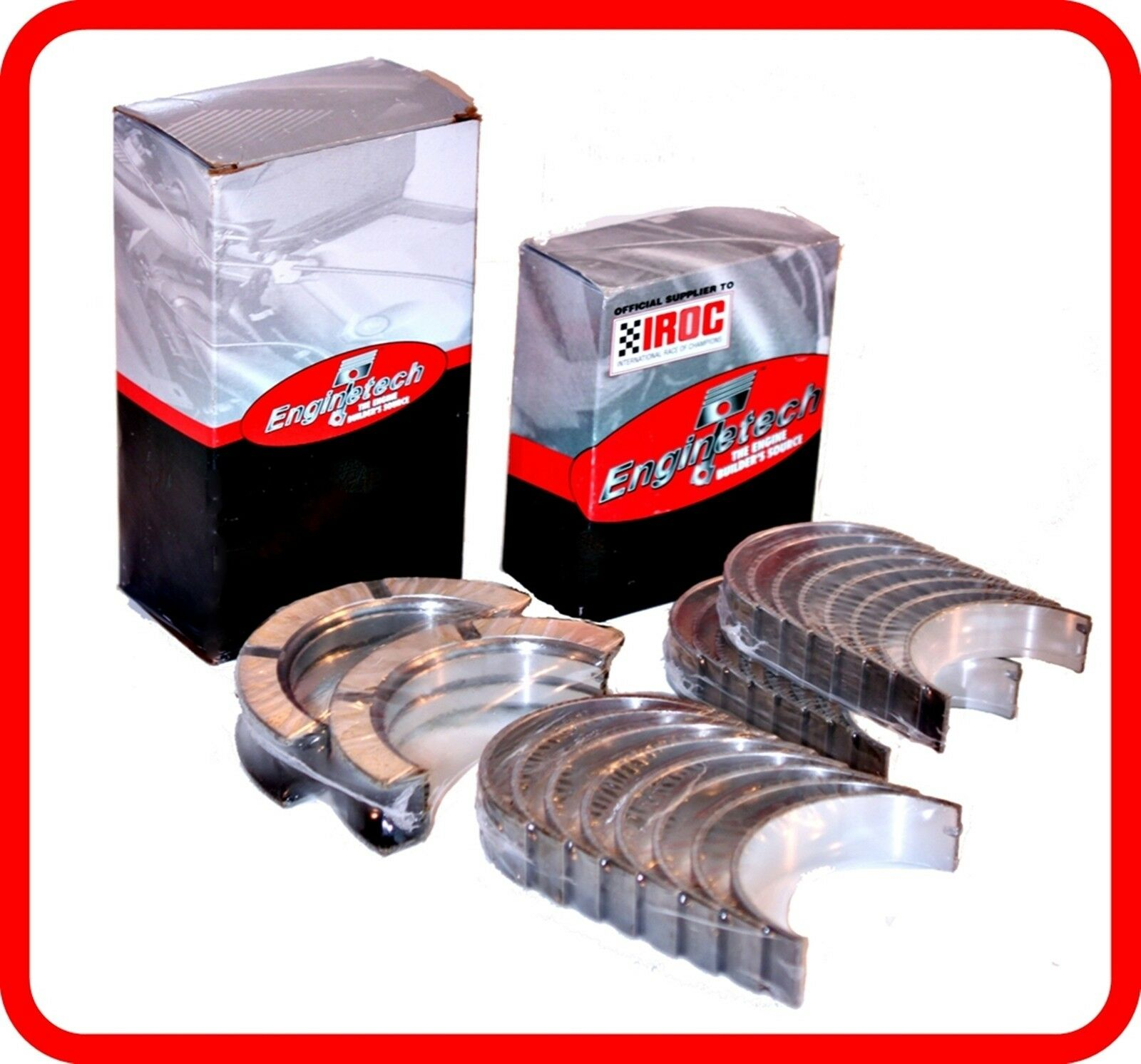 MAIN & ROD BEARINGS SET Fits: 04-12 NISSAN 5 6L VK56DE