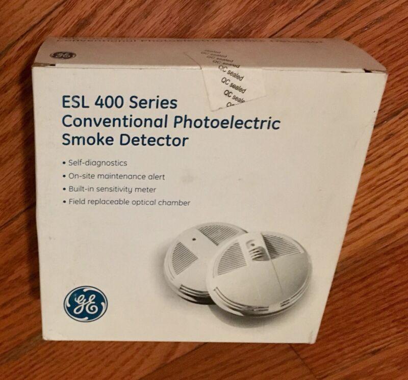GE ESL 400 Series SCN 429CAD Addressable Smoke Detector