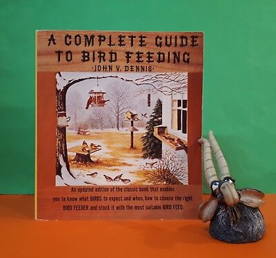 JV Dennis: A Complete Guide to Bird Feeding/birds - food & feeders/pets/USA