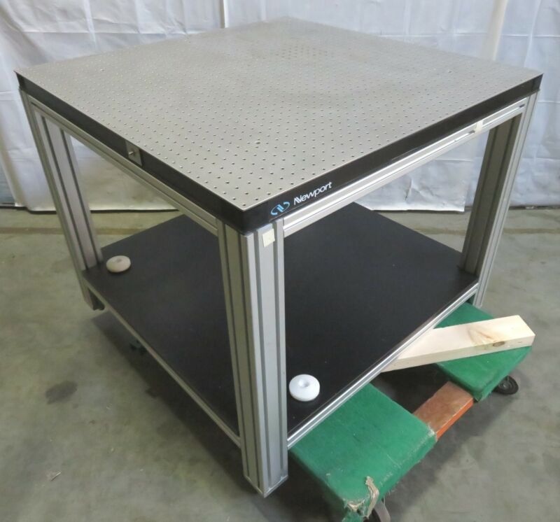 C172785 Newport Metric (1m x 1m) Optical Breadboard Table for Laser Optics