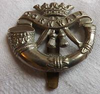 An Original Military Dcli Duke Of Cornwall Light Infantry Cap Badge (1953) - light - ebay.co.uk