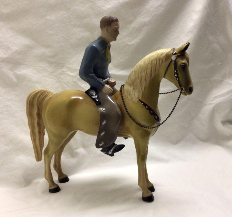 Heartland Cowboy And Horse