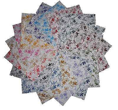 30 5 Inch Whisper Calicoes Quilting Fabric Squares/ Georgeous !!!