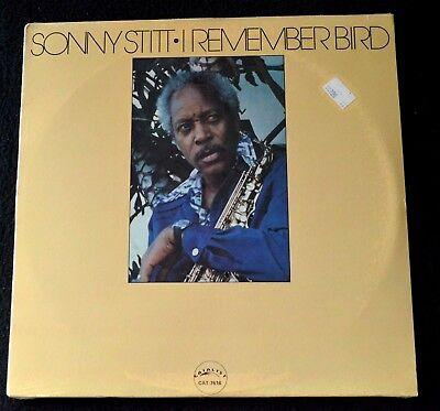 SONNY STITT-I REMEMBER BIRD-JAZZ,BOP-1977-CAT7616-SEALED LP