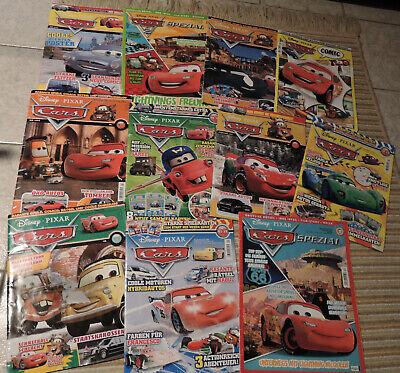 11 Cars Zeitschriften, Mädchen, Jungen, Kinder, Zeitungen, Sammler gebraucht kaufen  Nuthetal