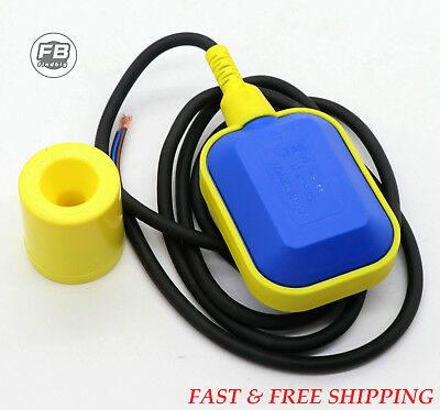 Float Switch Water Or Liquid Level Sensor Sump Tank Nonc Controller