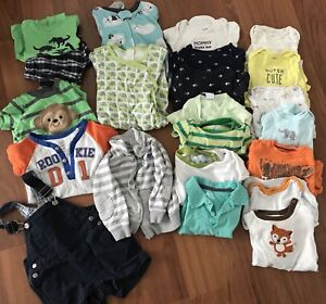 Clothing lot for 6-12 months