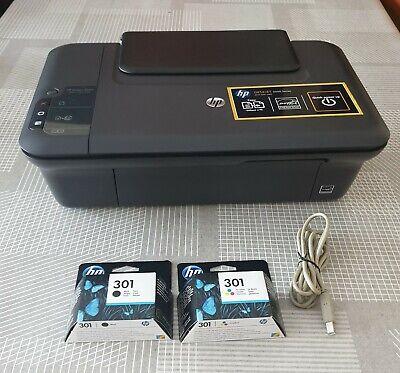 CARTUCHOS HP 301 TRICOLOR Y NEGRO. REGALO MULTIFUNCION HP DESKJET 2050