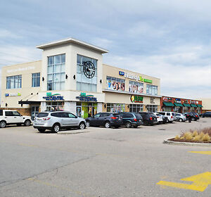 RARE END CAP RETAIL SPACE! COUNTRY PARK PLAZA! BRAND NEW Kitchener / Waterloo Kitchener Area image 4