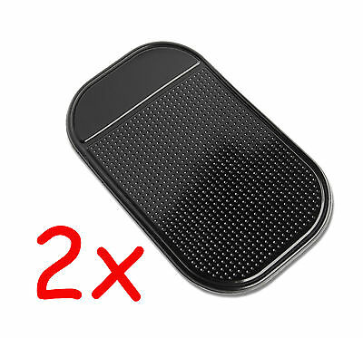 2 x KFZ Antirutschmatte Haft Pad Slip Pad Smartphone Handy iPhone MP3 #8001# online kaufen