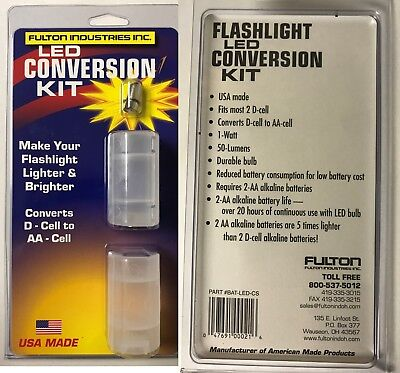 Fulton Angle Head Flashlight