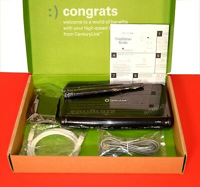 CenturyLink Actiontec C1900A VDSL2+ 802.11n Wireless Router Modem Gateway SEALED