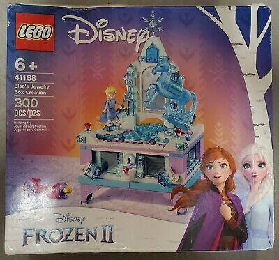 NEW LEGO Disney Frozen II 41168 Building Kit with Minifigures - 300 Pieces