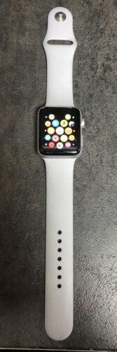 Apple Watch Series 3 Cellular Aluminum 42mm 3rd Gen A1861 - $137.50