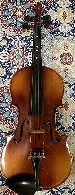 Violin Faciebat Anno 1713
