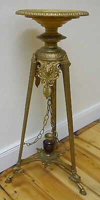 Biedermeier Blumenständer  Gartenmöbel  Blumensäule  Podest - Säule - um 1820