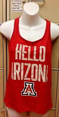 Ncaa  Arizona Wild Cats Womens T Shirt Size Medium New