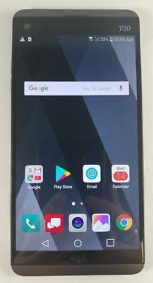 "LG V20 64GB Grey Verizon / Unlocked 5.7"" 16MP 4GB RAM Phone VS995 Mint Condition"