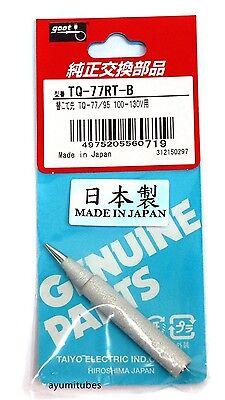 Goot 1pc TQ-77RT-B-L Goot Soldering Standard Tip AC220V TQ-77 TQ-95 Japan MADE