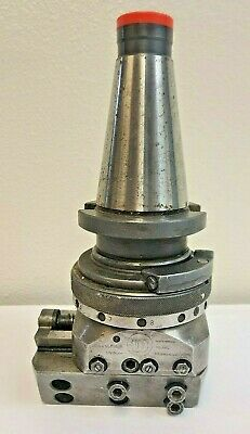 Wohlhaupter Boring Facing Head Mo.4xl Upa4 S513608 Mill Holder Made In Germany