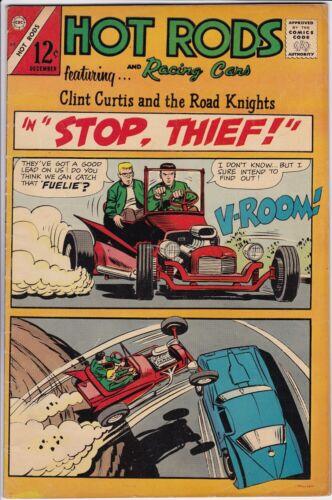 HOT RODS and RACING CARS # 82 CHARLTON - JACK KELLER & JOE GILL