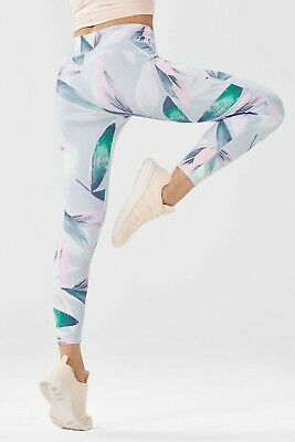 $115 value! NWT Fabletics Matching Workout Outfit (shirt S, leggings M)!